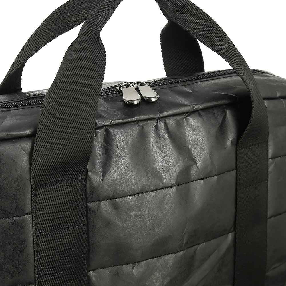 4f570e515f1a Купить Конференц-сумка Tatum Kraft Black из крафт-материала Tyvek ...