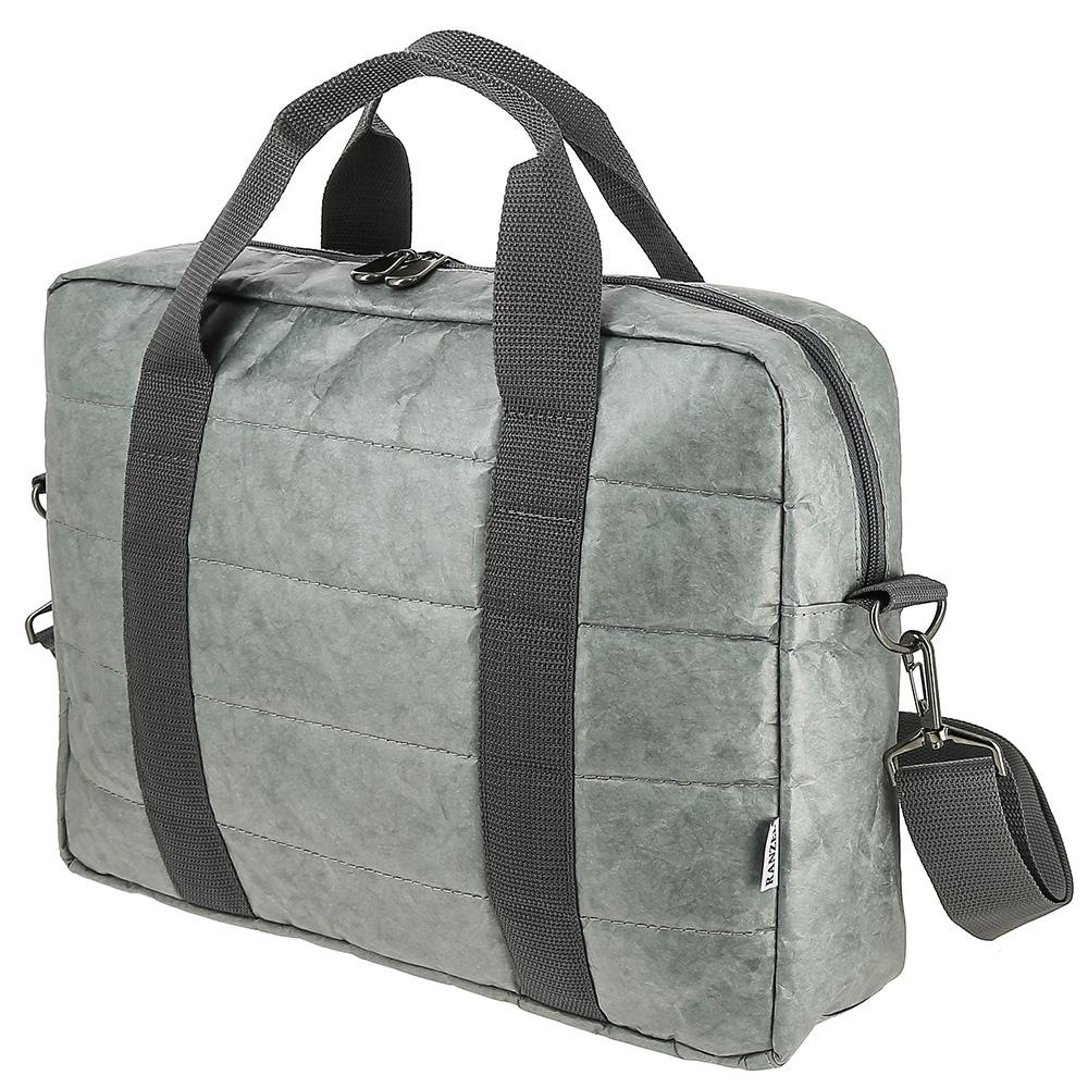 df098c0d8799 Купить Конференц-сумка Tatum Kraft Gray из крафт-материала Tyvek ...