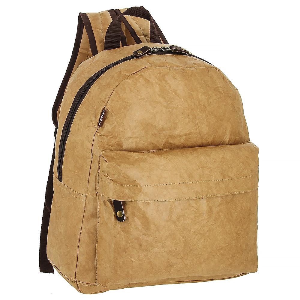 Купить рюкзак Torvi Kraft из крафт-материала Tyvek (Тайвек) в официальном интернет-магазине RANZEL BAGS