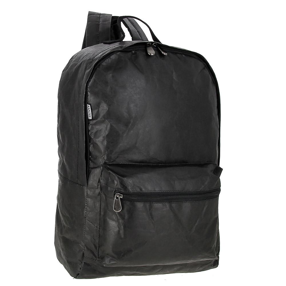 Купить рюкзак Victory Kraft Black из крафт-материала Tyvek (Тайвек) в официальном интернет-магазине RANZEL BAGS